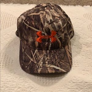 Under Armour Camo Hat